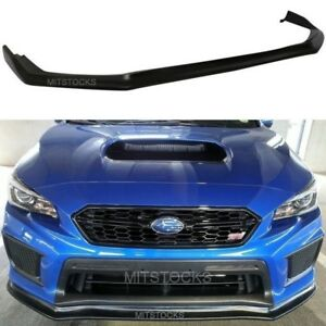 Image Is Loading Fits For 2018 Subaru Wrx Sti Cs Style