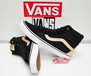 74227b5d87 Vans Sk8 Hi Reissue Veggie Tan Black True White VN0A2XSBMN7 Men s ...
