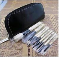 Top quality 9PCS& Pro Cosmetic Set Make up Brush Tool Kit makeup + Zipper bag