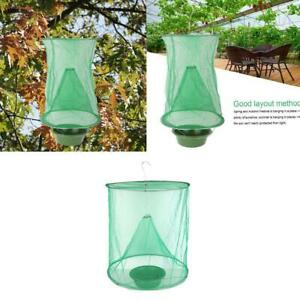 Pest-Control-Fly-Insect-Trap-Reusable-Hanging-Folding-Catcher-Net-Killer-2019hot