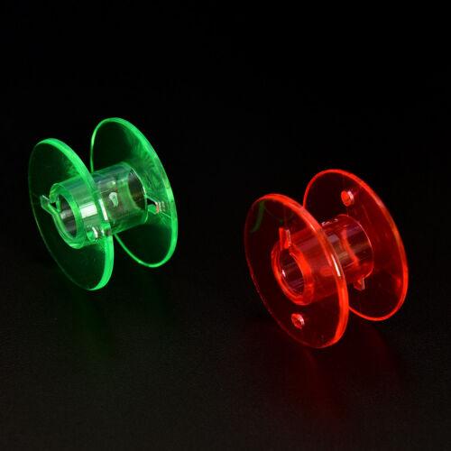 Spulen-Nähmaschine Spulen-bunte Plastikfall-Aufbewahrungsbehälter
