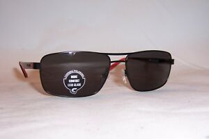 126ebca7b NEW Carrera Sunglasses 8011/S 003-M9 BLACK/GRAY POLARIZED AUTHENTIC ...