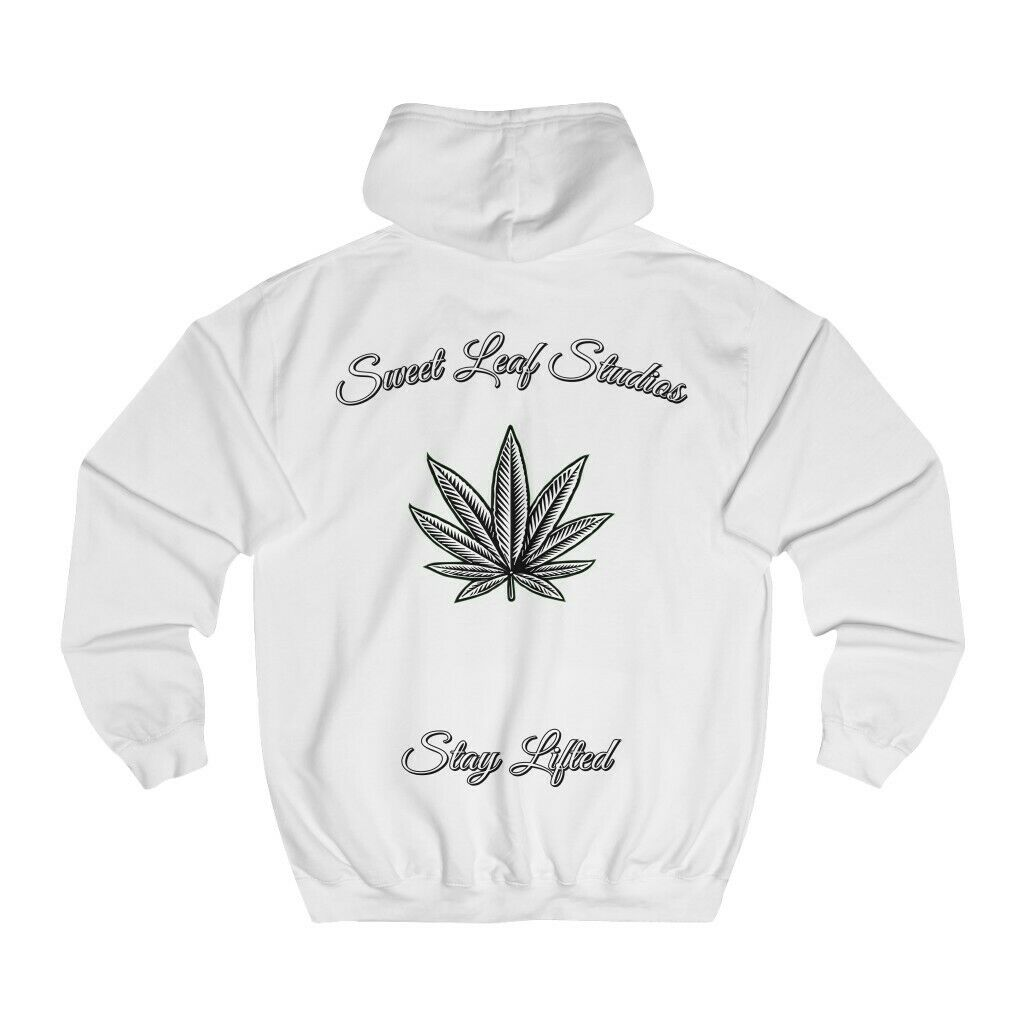 Weed clothing Gym clothing Alternative clothing Stay Lifted-S.L.S Sleeveless Graphic Tee Cannabis clothing