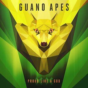 Guano-Apes-Proud-Like-A-God-XX-CD-NEU