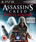 Assassins Creed Revelations Ps3 UK PAL PlayStation 3 Revealations