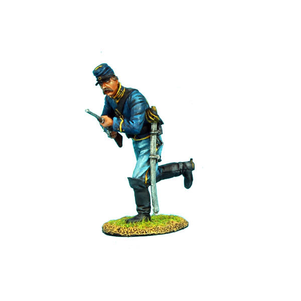 First Legion  ACW032 Union Dismounted Cavalry Trooper Running