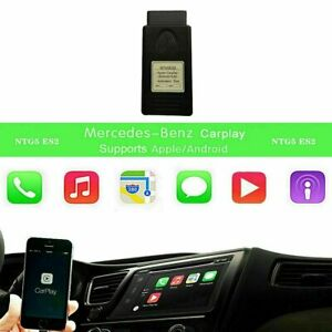 Auto CarPlay Activation Tool For Mercedes Benz NTG5ES2 W205 C-class W253 GLC