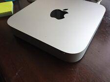 Apple Mac Mini 2.6GHz Quad Core i7 16GB RAM 1TB Fusion HD - 1 year warranty !