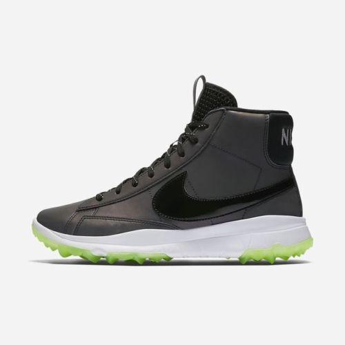 Nike da donna blazer ngc sneakerboot causale dimensioni: 9 nero - verde sciopero 904757 001