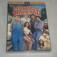 The Dukes Of Hazzard: The Complete Seventh Season (season 7) Dvd Set