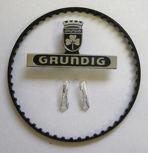 GRUNDIG-SATELLIT-1000-6000-6001-ZAHNRIEMEN-FUR-KW-TROMMEL-SERVICE-PACK