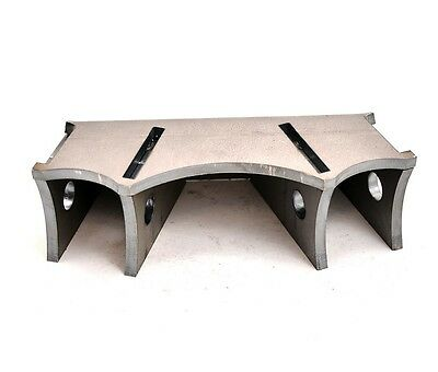 """2"""" WIDE UPPER LINK MOUNT TRUSS - OFF ROAD 4X4 CRAWLER JEEP TOYOTA"""