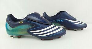 Romper reunirse éxtasis  Vintage Adidas F50 Tunit Soccer Cleats Size Mens 11.5 | eBay