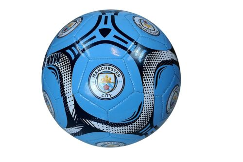Authentic Official Licensed Soccer Ball Size 5-010 Manchester City F.C