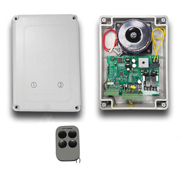 Control Incl. Casing for 24v Wings Drive Digital Programierung Sj20