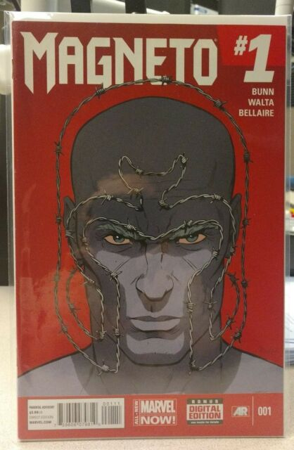 Magneto #1 (2014 Marvel) NM Uncertified