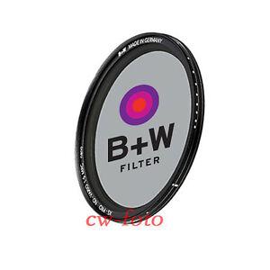 B+W BW B&W Schneider Kreuznach ND Grau-Vario-Filter 52 mm 1-5 Blenden XS Pro mrc - Dortmund, Deutschland - B+W BW B&W Schneider Kreuznach ND Grau-Vario-Filter 52 mm 1-5 Blenden XS Pro mrc - Dortmund, Deutschland