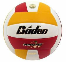 Baden Leather Volleyball VX5EC Perfection Elite 15-0 Game Ball AVCA NFHS