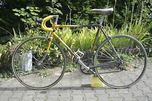 Rennrad-Koga-Miyata-Roadwinner-RH-55-Topzustand-Shimano-600-Tolle-Farben
