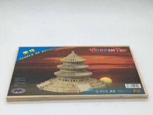 Human-Article-Temple-of-Heaven-Woodcraft-Construction-Kit-U6