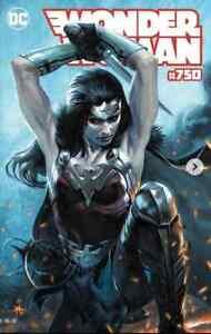 Wonder-Woman-750-Gabrielle-Dell-Otto-Exclusivo-Comercio-Variante-NM