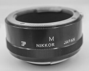 Nikon-1-1-Macro-Extension-Tube-Lens-M-27-5mm-Micro-Nikkor-55mm-F3-5-Non-AI