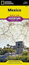 National Geographic Adventure Map: Mexico 3108 by National Geographic Maps Staff (2010, Map, Other)
