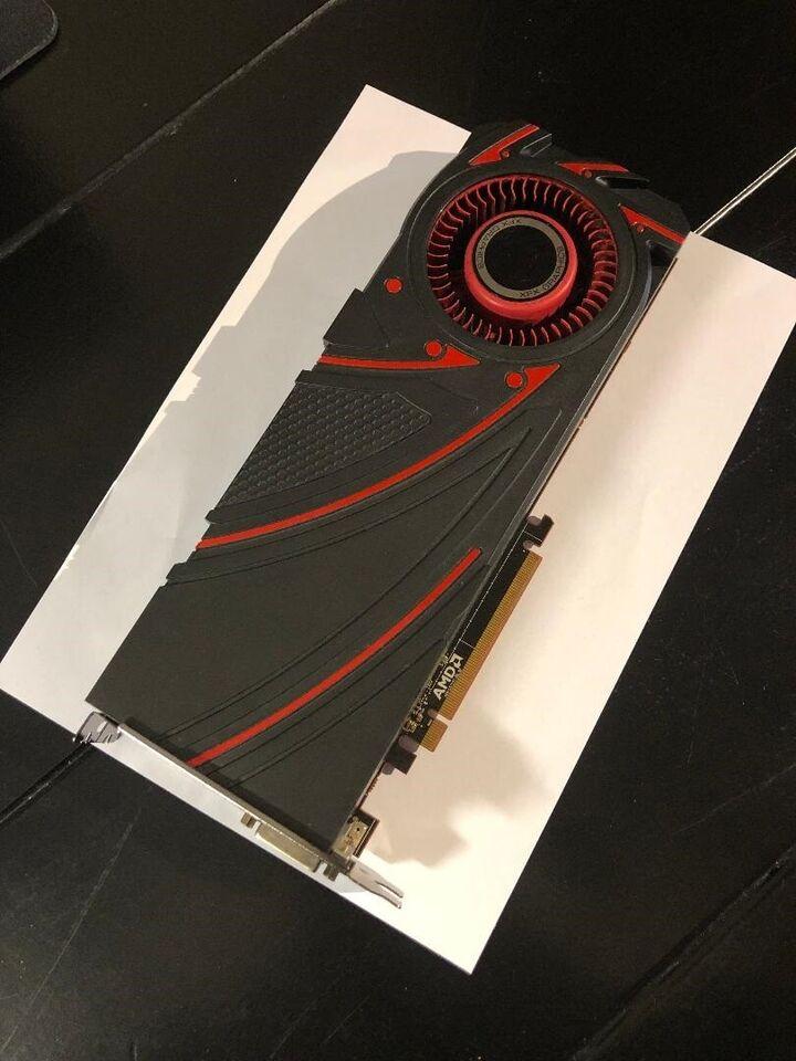 AMD R9 290, 4 GB RAM, Defekt