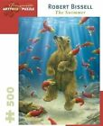 The Swimmer Robert Bissell 500-piece Jigsaw Puzzle 9780764965869 2013