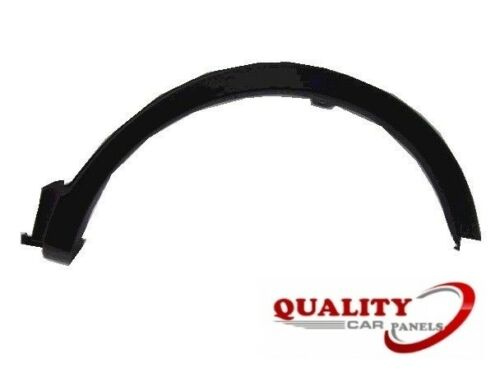 On Brand New Front Wing Moulding Mat Black Textured Right O//S Toyota Rav-4 2013