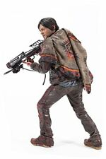 """DARYL DIXON 10"""" McFarlane Toys The Walking Dead TV Deluxe Action Figure Crossbow"""