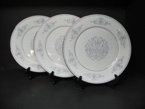 OXFORD DIVISION OF LENOX BRYN MAWR SET OF 3 DINNER PLATES ..