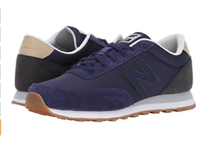 New Balance 501 Size 9.5 D Mens Grey