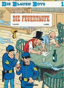 DIE-BLAUEN-BOYS-CARLSEN-1-23-komplett-in-Traumzustand-BUD-amp-CHESTER-Cauvin