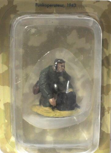 """B061 1943 /"""" Hobby Work Cod Junge Soldaten Drittes Reich /"""" Funkoperateur"""