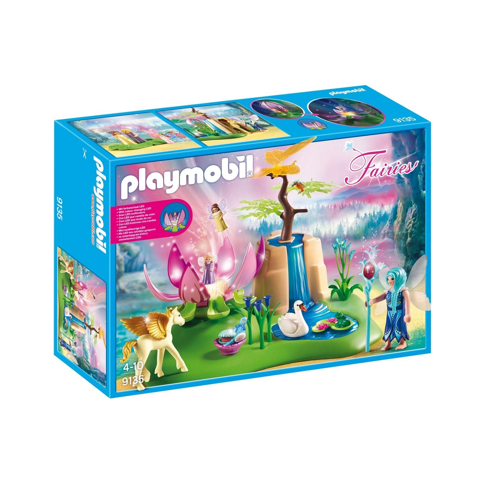 Playmobil Fées 9135 Mystique Fée Glen Accessoires & Figurines Set