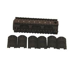 Leapers UTG MTU001 Pro Model Carbine Length Drop-in Quad Rail, Black