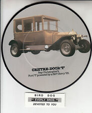 """EVERLY BROTHERS  Bird Dog & Devoted To You CENTRE-DOOR 'T' PICTURE DISC 45 7"""""""