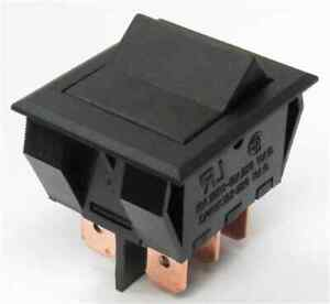 8a VDE Approved Mini Rocker Switch. Fits TITAN and Performance Power 20 Vacuums