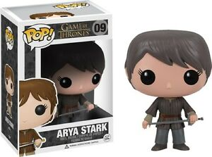 Game of Thrones - Arya Stark Pop! Vinyl Figure * NEW In Box * Funko *