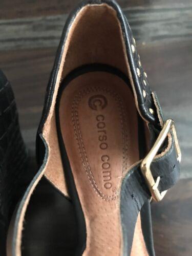 Cosmo 6 Mit Goldnieten Wedge Größe Corso fZ6w8Cx8
