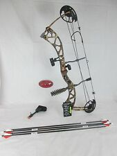 Martin Archery Stratos CR 70# Right Hand CARBON Compound bow with package