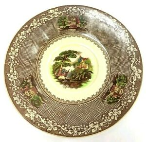 Jenny-Lind-1795-Royal-Staffordshire-Pottery-Eng-China-Replacement-Rim-Soup-Plate
