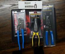 Klein Tools 1010 Long Nose J203 Pliers 5178 Pliers