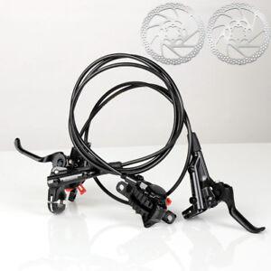 e94a86cdf0f Shimano Deore M6000 MTB Hydraulic Disc Brake Set Front&Rear Ice-Tech ...