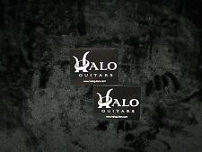 Halo Guitars TWO Sticker Set    L@@K