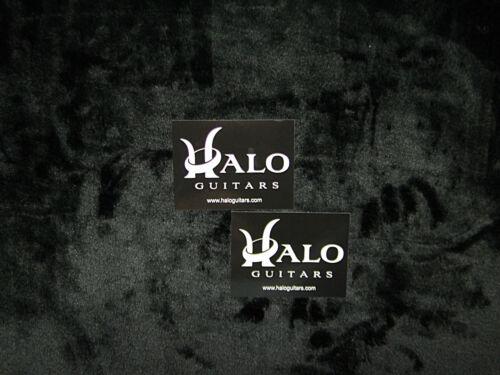 Halo Guitars TWO Sticker Set/</</>/>L@@K