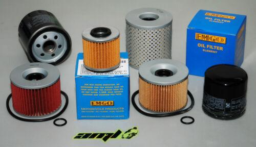 - Filtre à huile EMGO - 7182220 SC30 ou SUNWA Honda CB 1000 Big One
