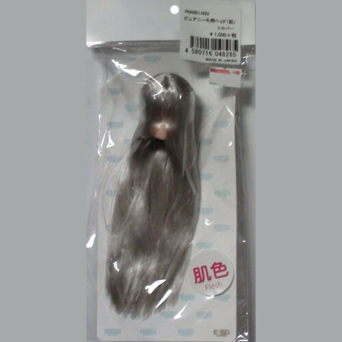 AZONE 1//6 Pure Neemo FLECTION S BOY Natural Body /& Flocked Head Silver Hair NEW