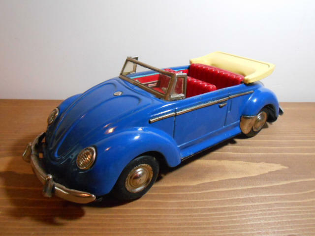 Ultra-rare  Volkswagen Nomura Toys Tin Toy those days (328) from japan (3422